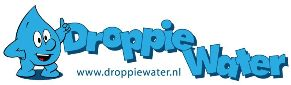 logo droppie water